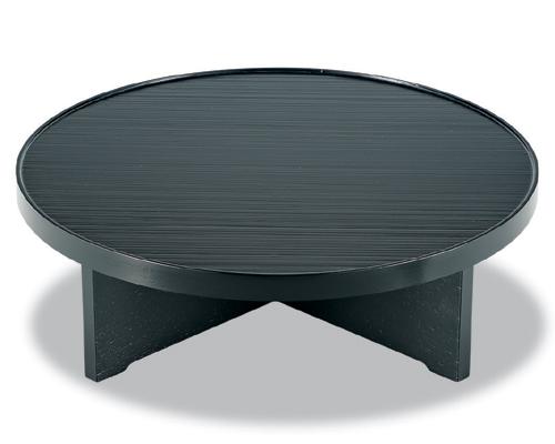 丸テーブル 黒