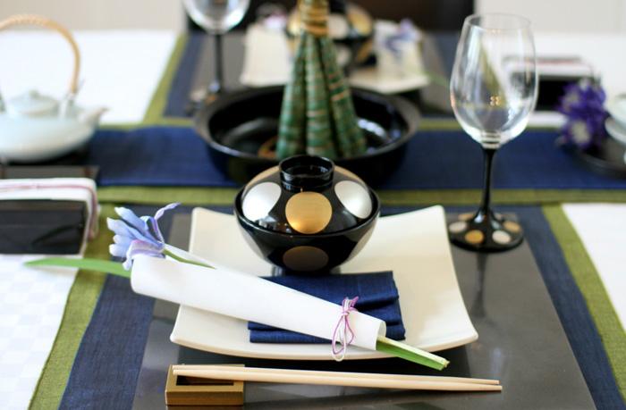 端午の節句・緑風の昼食会 『漆×おもてなしのコーディネート』