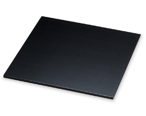正角プレイスマット 黒